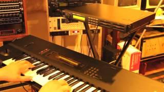 TGX-85 - Yamaha SY85/TG500 VST Plugin Virtual Sound Library - PakVim