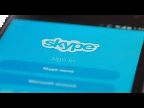 How To Change Skype Dislay Name on Android
