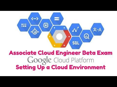 GCP Associate Cloud Engineer Exam - Part 1Setting up a cloud solution environment