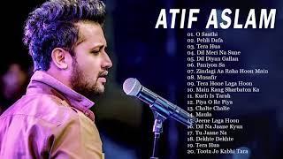ATIF ASLAM Songs 2021 - ToP SonGs of ATif ASlam 2021 - Best of Atif Aslam Playlist 2021 - Hindi Song