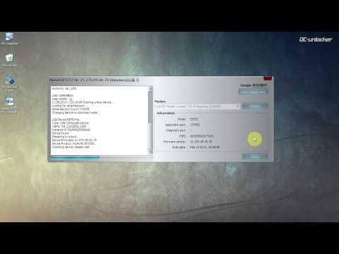 Huawei E5372 STC Unlock tutorial by DC-Unlocker