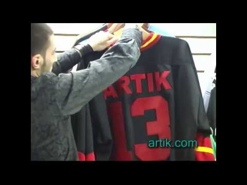 Hockey Jerseys - Tips for custom orders by Artik Toronto