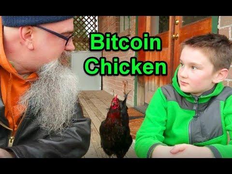 Chicken Buys Bitcoin - Gaius Translates