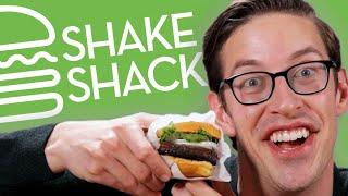 Keith Eats Everything At Shake Shack