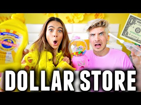 99 CENT STORE CHALLENGE! Dollar store shopping with Joey Graceffa