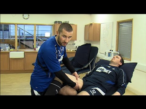 Injury clinic | Groin strain symptoms explained