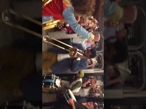 Arcade Fire Second Line Madison Sq Garden Penn Station (3 of 3)