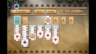 How To Play Aunt Mary Solitaire - Pandora's Solitaire Collection (Download new version)