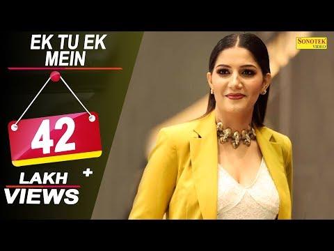 Xxx Mp4 Ek Tu Ek Main Sapna Chaudhary Amit Dagar Bantu Singal Sonotek New Haryanvi Song 2018 3gp Sex