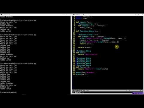 Learning Python 010: Function Decorators