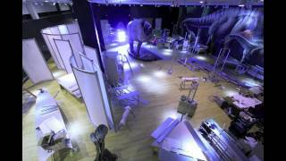 Download World's Largest Dinosaurs Time-Lapse Video