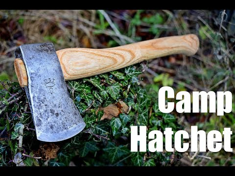 Restoration -  Camp Hatchet (Zero power tools)