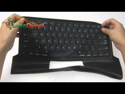 Durable Silicone Protective Keyboard Cover for Apple Macbook Laptops  from Dinodirect.com
