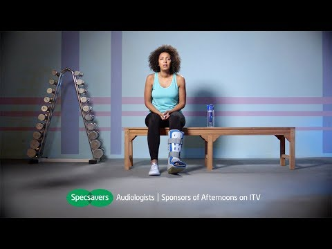 Ankle | Specsavers