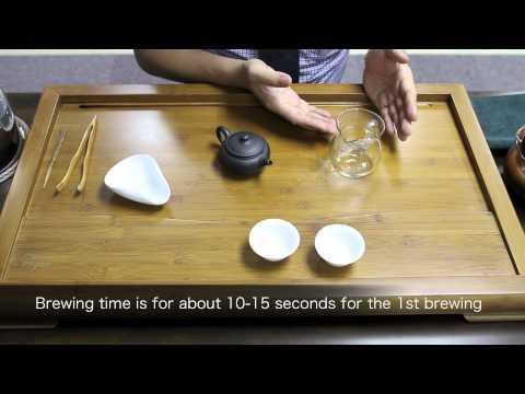 Brewing Technique of Ripe Pu-erh Tea