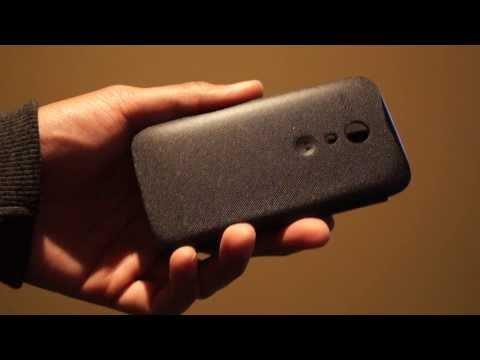 Official Motorola Moto G / Moto G LTE / Moto G 4G Flip Cover Case Review