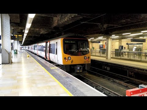Full Train Journey: Heathrow Connect (now TfL Rail) from London Paddington