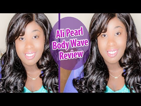 Ali Pearl Aliexpress Brazilian Body Wave Review