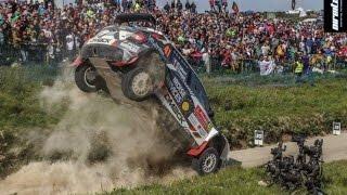 WRC Rally de Portugal 2017 Moments
