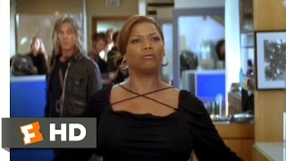 Beauty Shop (1/12) Movie CLIP - Gina Quits (2005) HD