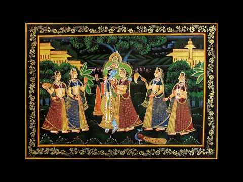 Rajasthani Mughal Miniature Paintings