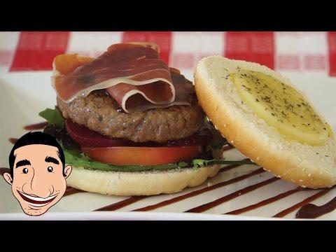 Epic Angus Beef Burger | Burger Recipe