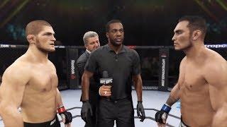 Khabib vs. Tony Ferguson (EA Sports UFC 2) - Champion Fight / UFC 249 ☝️🦅