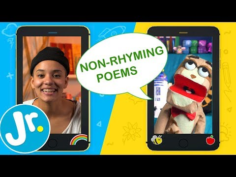 Learn to write a non-rhyming poem - CHATTYTIME