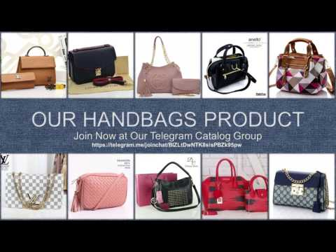Best Online Shop and Dropship In Malaysia from Indonesia (Handbags, Shoes, Watch, Glasses, Belt)