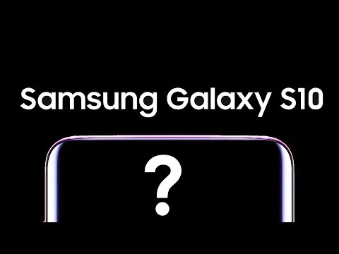 What will the Samsung Galaxy S10 Look Like?