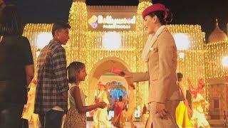 Let's celebrate the Festival of Lights together | Diwali 2018 | Emirates Airline