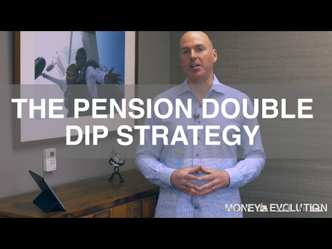 The Pension Double Dip