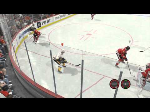 NHL 15 HUT   THIS SAVE LOST ME 100K!