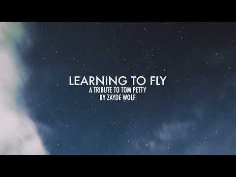 ZAYDE WOLF - LEARNING TO FLY (Tom Petty Tribute)