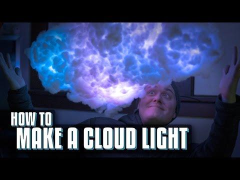 How To Make A Cloud Light