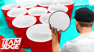 Giant Cup Pong!!
