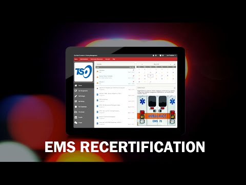 EMS Continuing Education and Recertification