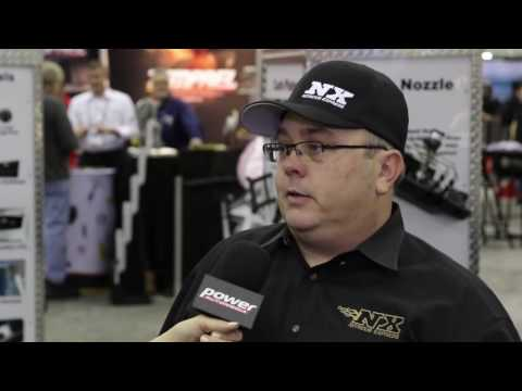 PRI 2016  Three Wild New Products From Nitrous Express including the Maximizer 5