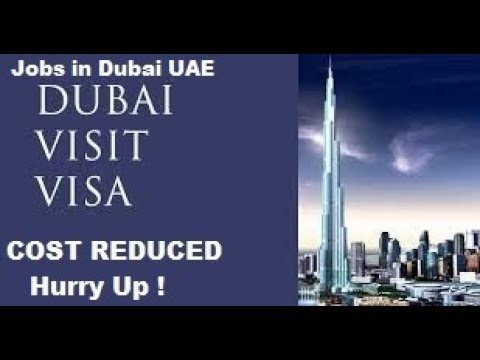 90 days Visit Visa | Offer Limited | 3 months Visa Dubai | Jobs in Dubai UAE