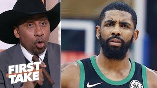 The Celtics are running out of time to be contenders - Stephen A. | First Take