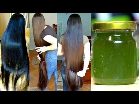 I Prepared This Oil To Grow Super Long Hair & Thicker Hair - Hair Regrowth Oil