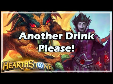 [Hearthstone] Another Drink Please!