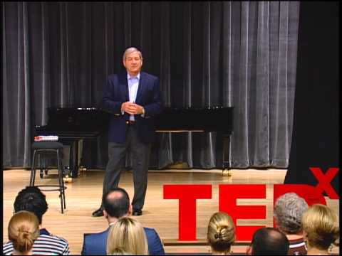 New Orleans and Baton Rouge – a super region | John Spain | TEDxNewOrleans