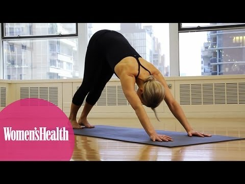 The Yoga Routine That Makes You More Flexible and Strong