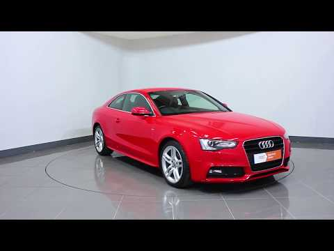 Audi A5 2.0 TDI S line Multitronic 2dr