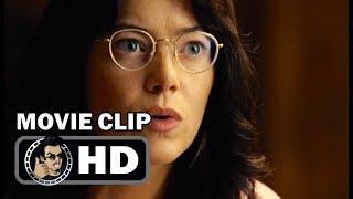 BATTLE OF THE SEXES Movie Clip - Press Release (2017) Emma Stone Steve Carell Tennis Drama Film HD
