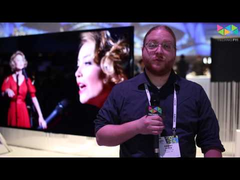 Eyes-on with Sony's new 'Reference Standard' 4K 3D LED TV