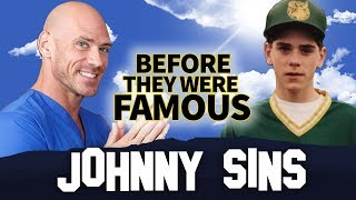 Johnny Sins   Before They Were Famous   Sins TV   Biography