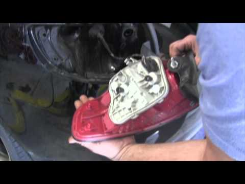 How to Remove Your Tail Light / Replace Bulbs - AUDI A3 (2005-2008)