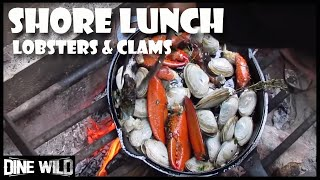 How To Cook Lobster Clams